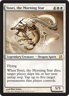 Yosei, the Morning Star