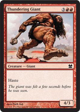Thundering Giant