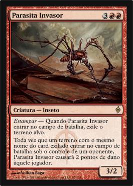 Invader Parasite