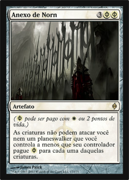 Norn's Annex