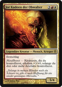 Jor Kadeen, the Prevailer