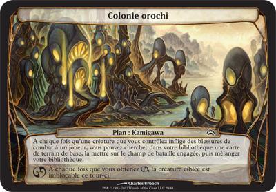 Colonie orochi
