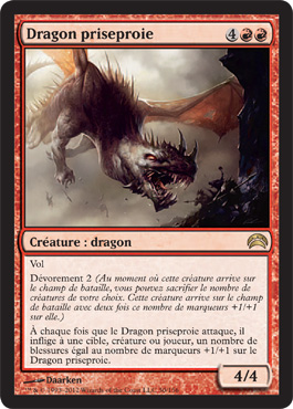 Dragon priseproie