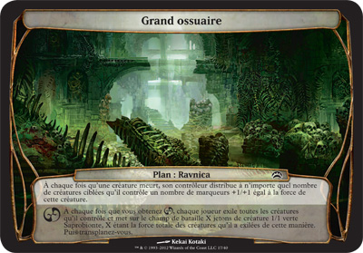 Grand ossuaire