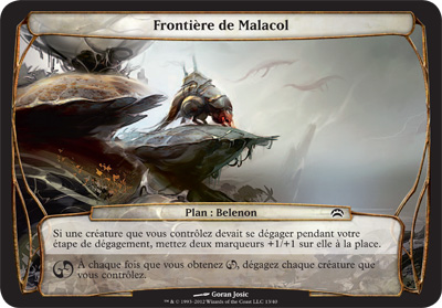 Frontière de Malacol
