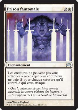 Prison fantomale