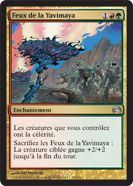Feux de la Yavimaya