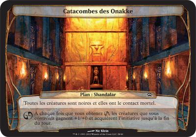Catacombes des Onakke