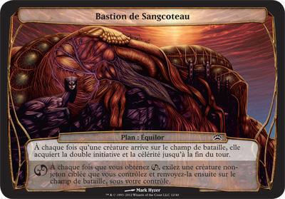 Bastion de Sangcoteau