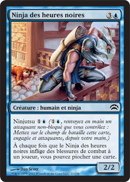 Ninja des heures noires