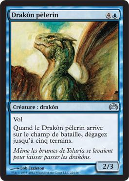 Drakôn pèlerin