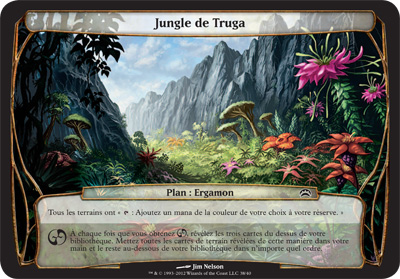 Jungle de Truga