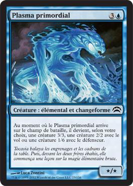 Plasma primordial