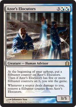 Azor's Elocutors