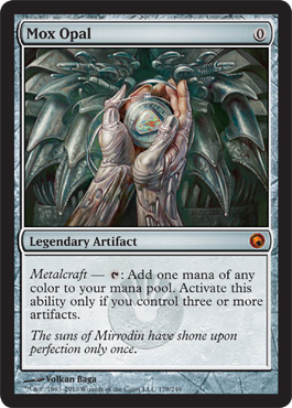 Scars of Mirrodin famous card