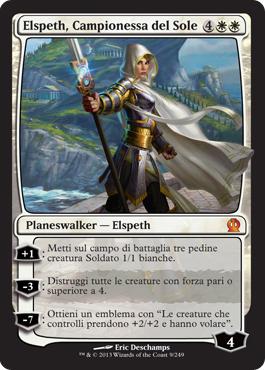 Elspeth, Campionessa del Sole