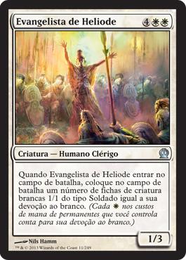 Evangelista de Heliode