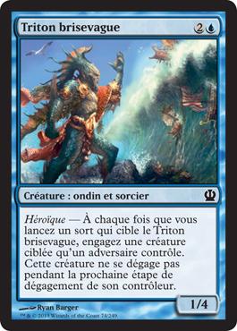 Triton brisevague