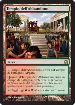 Tempio dell'Abbandono