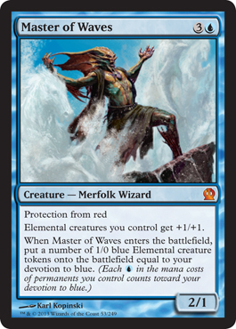 Making Waves Magic The Gathering