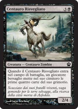 Centauro Risvegliato