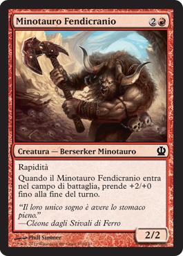 Minotauro Fendicranio