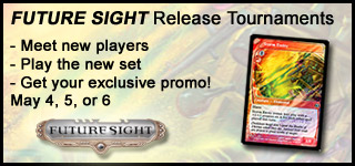 Future Sight Release Tournaments