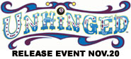 Unhinged Release Events November 20
