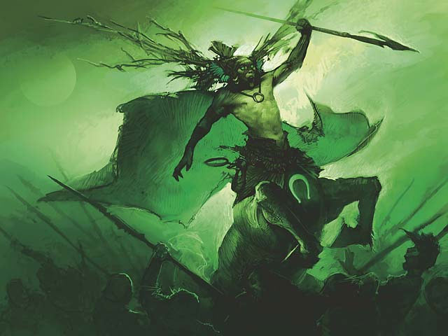 Beastmaster's Magemark