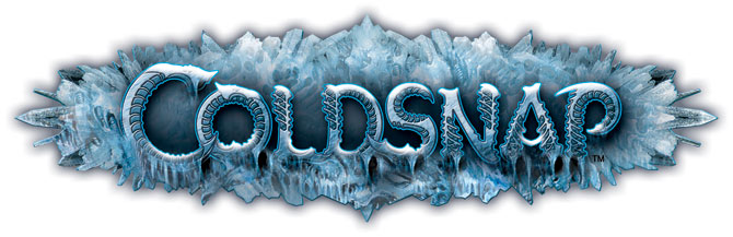 Coldsnap logo - English