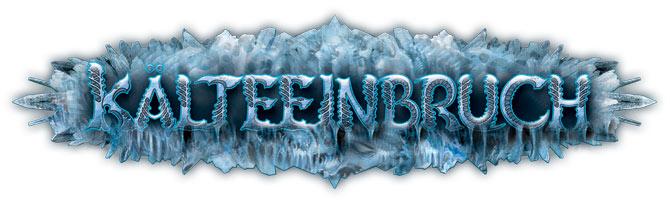 Coldsnap logo - Russian