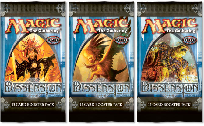 Dissension boosters