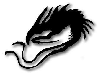 A sliver in silhouette