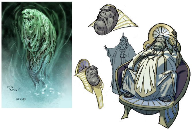 Guildpact style guide images