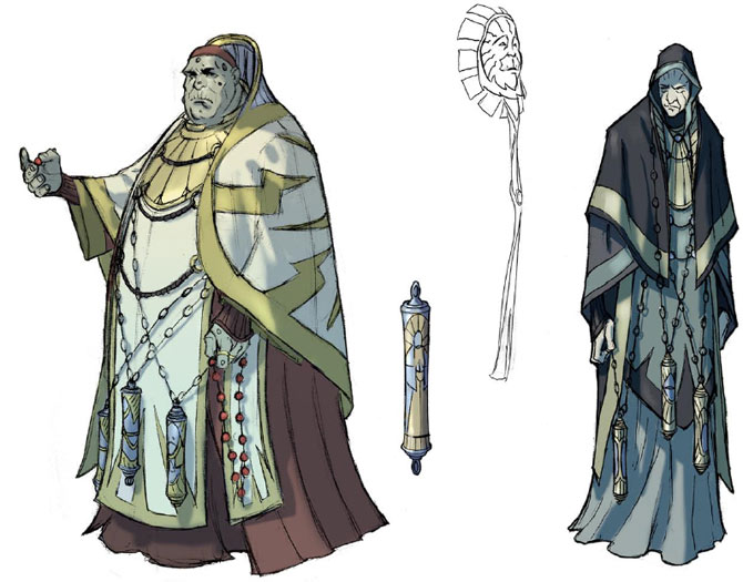 Guildpact Style Guide Orzhov Magic The Gathering But see the orzhov priest in the lower right? guildpact style guide orzhov magic
