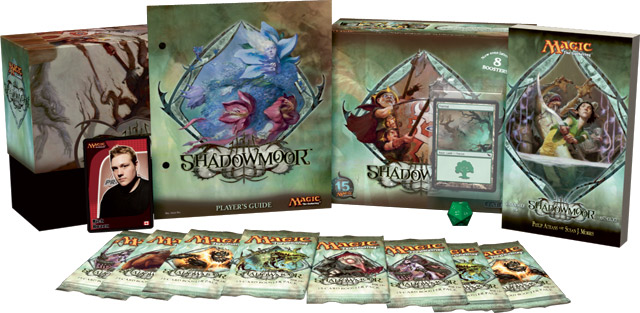 Shadowmoor Fat Pack Contents
