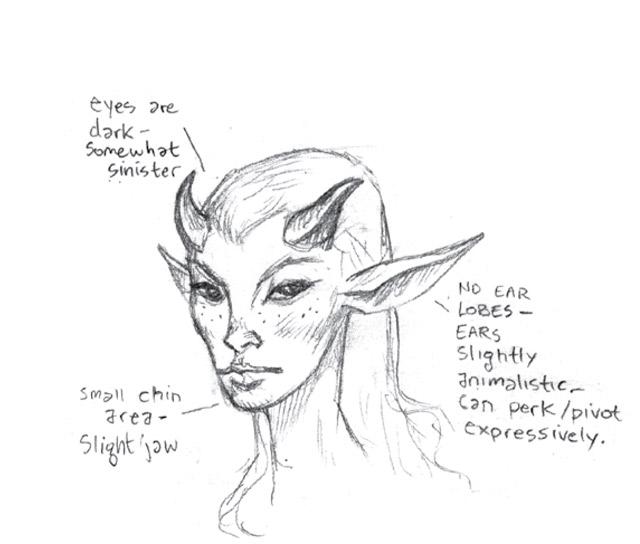 Shadowmoor Elf