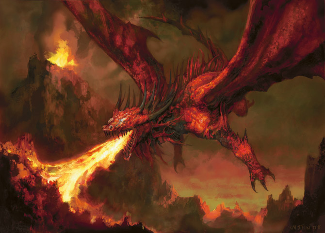 From the Vault: Dragons