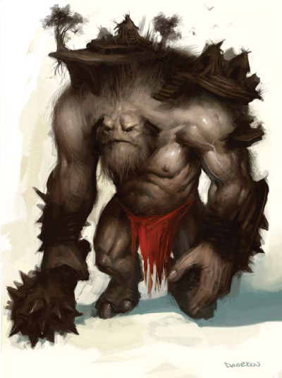 Shadowmoor Giant