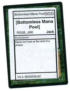 [Bottomless Mana Pool]