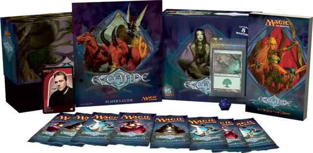 Eventide Fat Pack Contents
