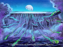 Arcane Sorcery Sketch #1