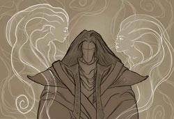 Arcane Sorcery Sketch #3