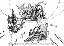 Arcane Sorcery Sketch #4