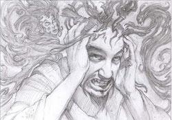 Arcane Sorcery Sketch #6