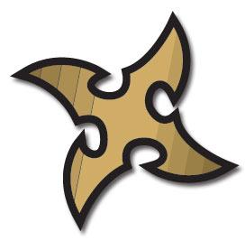 Betrayers of Kamigawa expansion symbol - Rare