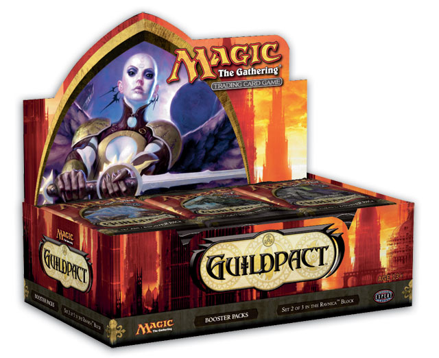 Guildpact booster display box