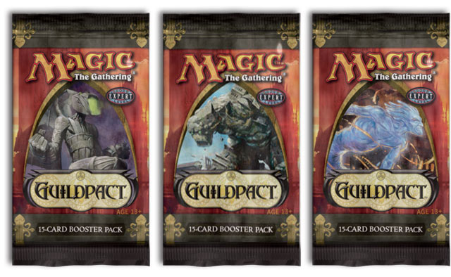 Guildpact booster packs