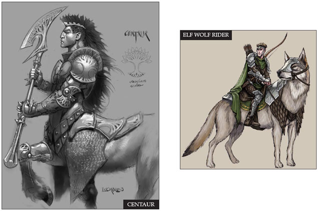 Ravnica style guide image