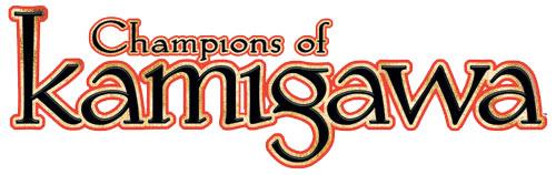 Champions of Kamigawa logo